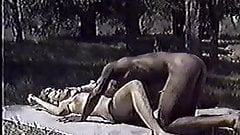Retro Interracial Jessica and Daryl