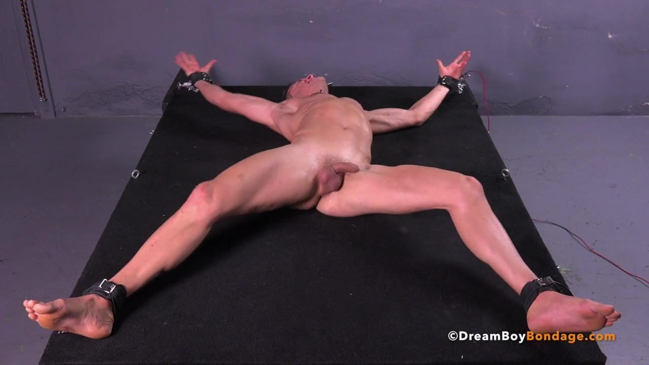 gay bdsm vibrator outdoor