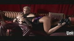Wicked - Blonde slut Kristen Price loves to be fucked hard