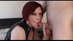 Big Tit MILF Redhead