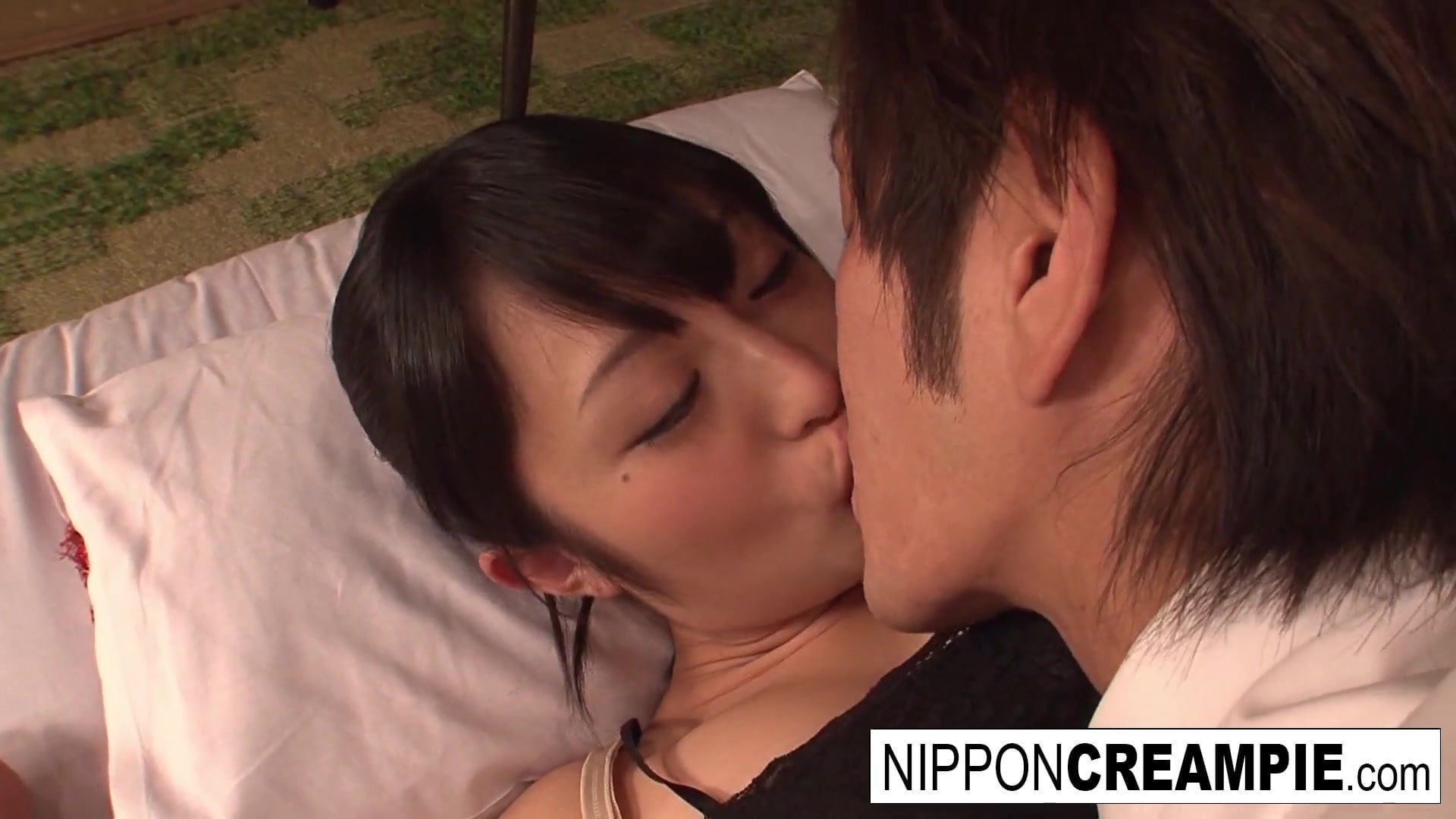 Japanese workplace slut will get her furry pussy toyed and fucked