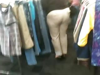 Fat White Cougar Booty