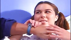 STP1 Horny Teen Becomes Teachers Pet !