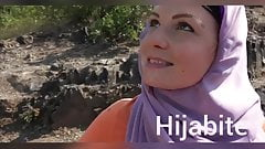 Hijab en action