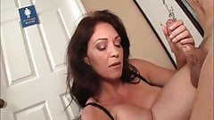 Hot MILF Made Random Tourist Cum After Her Divorced