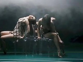 Erotic art music videos.