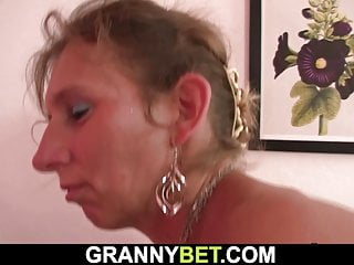 Years Old Mature Masseuse