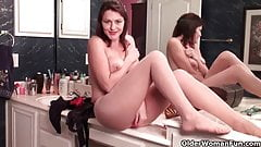 The ultimate milfs with pantyhose fetish collection