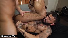 BROMO - Electric Sex Part 2 Scene 1 featuring Damien Stone a