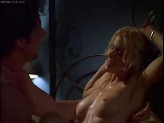 Hudson leick sex scene