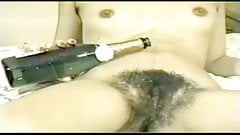 Champagne for Hairy Pussy by TROC