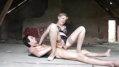 Poor Boy used by Rich Perverse Lady