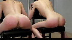 Two Girl Exposed Spanking Lila and Veronica Full Version