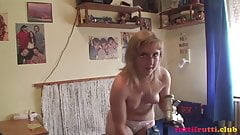plump amateur girl home porn