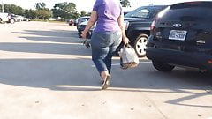 Wide Fat Ass Gilf on Repeat Pt 3 & 4