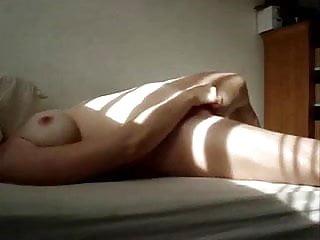 Morning wake up masturbation