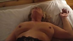 Mature Wife Using Vibrating Rabbit For The First Time