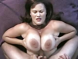 huge titty fuck and massive facial