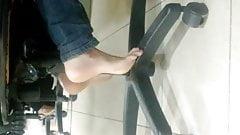 Candid Foot Soles - Feet 33