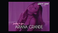 Jerking It For... Ariana Grande 02