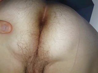 compilation of her hairy pussy,tits & hairy ass, asshole