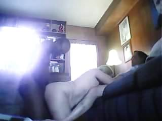 Wife gets ass fucked by BBC while sucking cuck husband