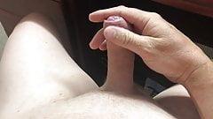 Horny Guy Masturbation
