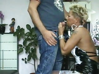 the maid is fucked