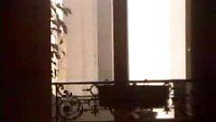 spy neighbour voyeur