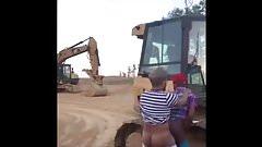 construction zone fuck