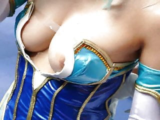 Japanese Cosplayer Nipple