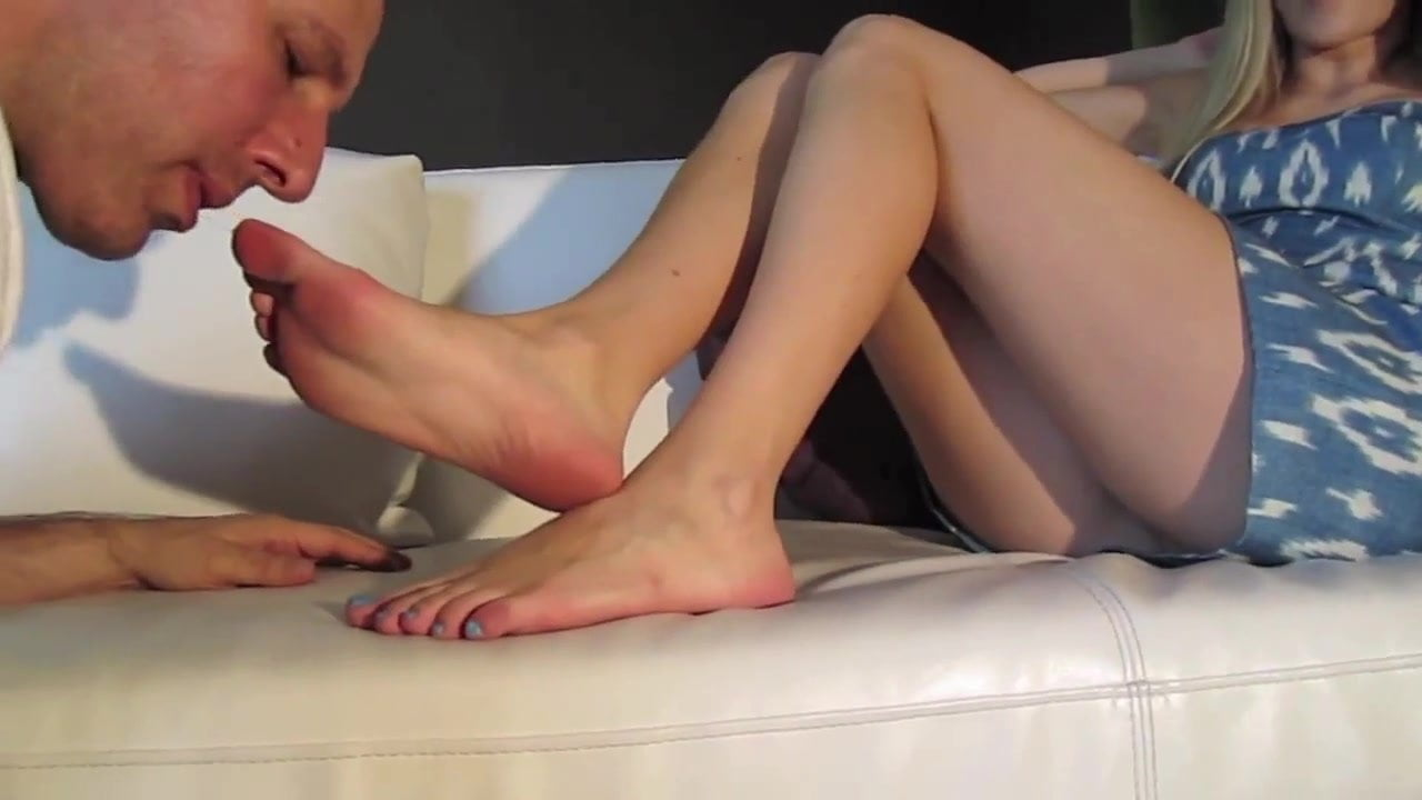 Catherine Foxx Feet Worship