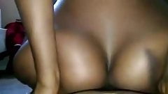 Juicy Booty Thot Bouncing On My BBC