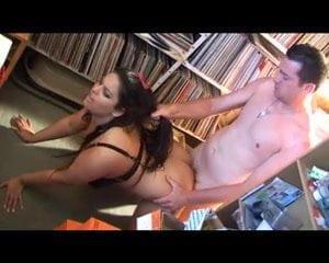 Russian mom lazily fucks her tight pussy free porno online