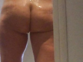 wife after shower with nice bending over... COMMENT PLEASE!
