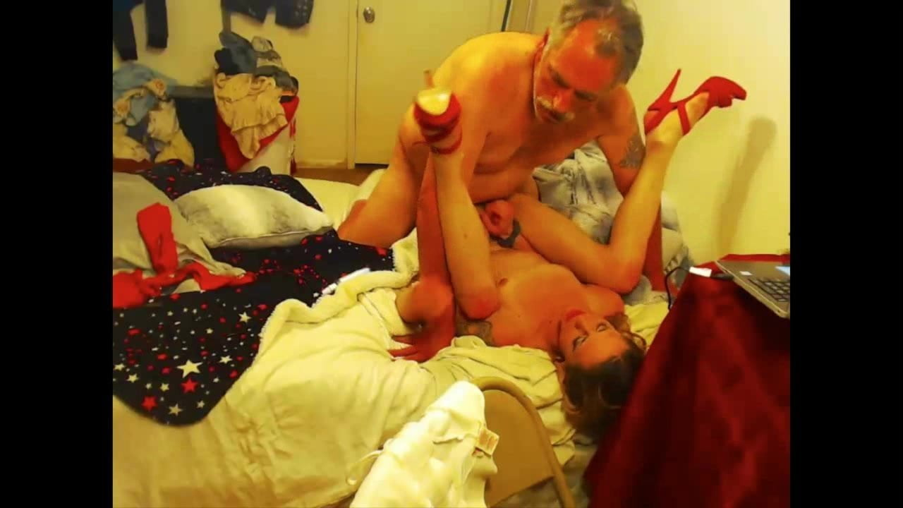 TINY YOUNG TS GETTING FUCKED BY OLD MAN