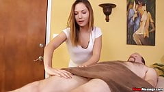 Nasty Babe Ruins Naughty Guys Orgasm Big Time