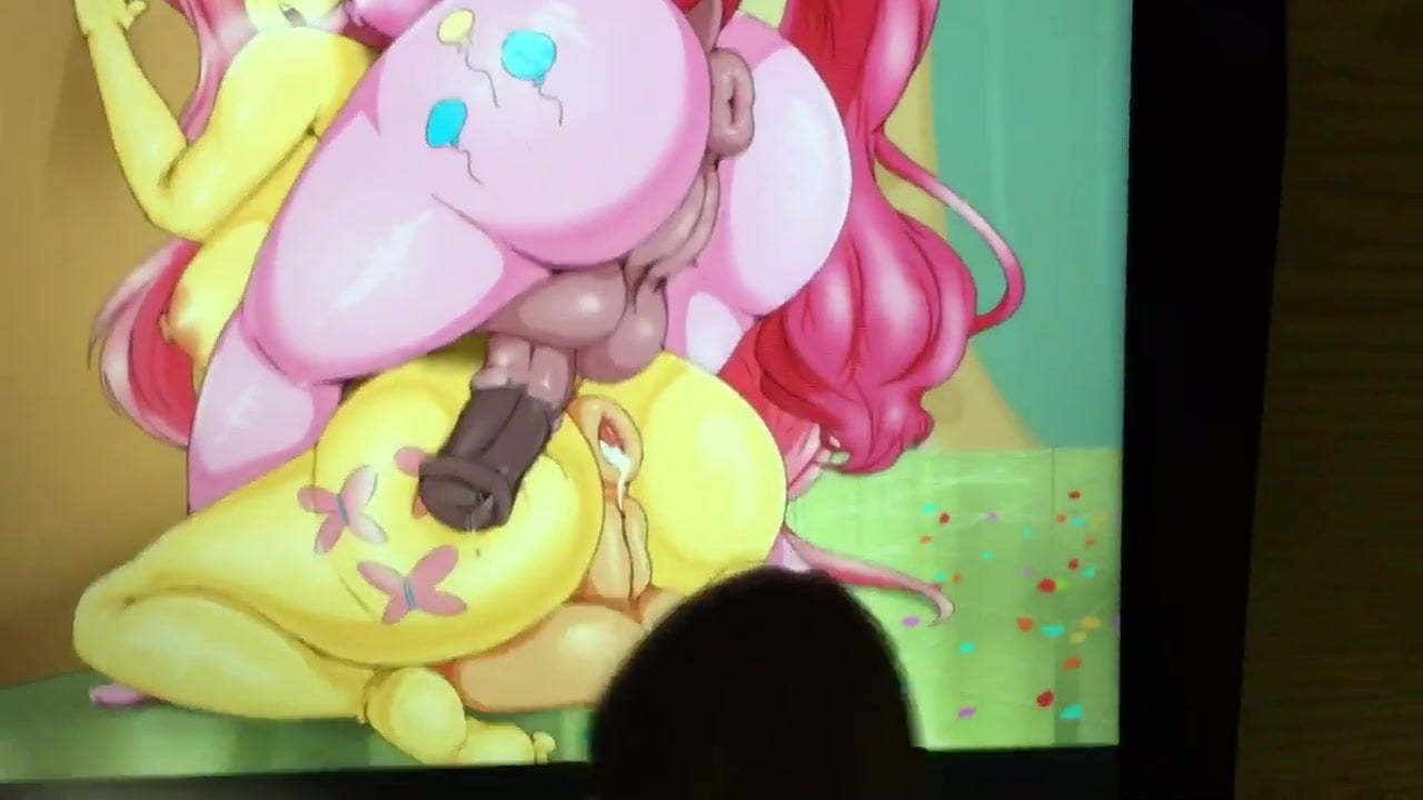 Futa pinkie pie and fluttershy fuck mobile porn