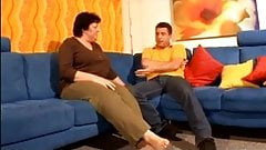 Fat German Mature Huge Tits