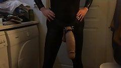 Mistress POV 19 - Mr. Hankey's Nick Capra LG XL as strapon