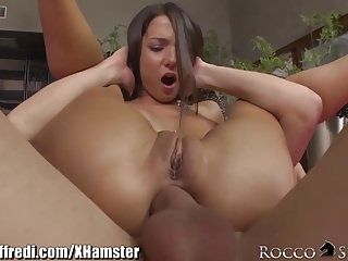 Roccosiffredi Tiny Teen Gets Ass Stretched By Big Dick