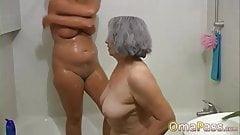 OmaPasS Hot Amateur Granny Porn Adventure Video