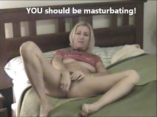 Rectal Temperature arouses her to orgasm
