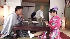 Tsuna Kimura Sex Party with Old Classmate - CARIBBEANCOM