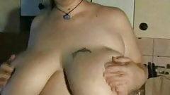 Diana knockers closeup