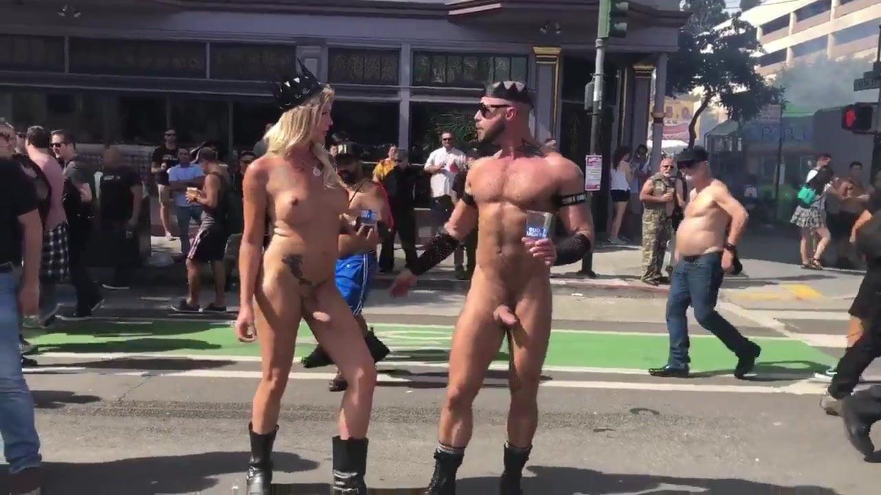 Shemale Danni Daniels Naked At Folsom Street Fair Porn 70-2177