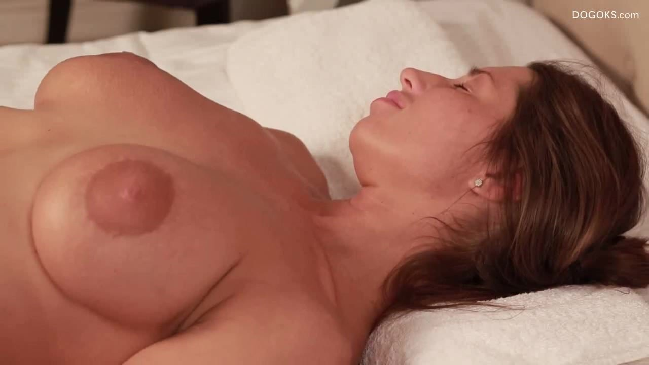 image Juliet ric milf massage by stepson