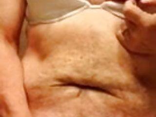 Artemus - Big Tits In Bra and Cum Shot