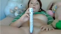 chubby webcam dildo 2