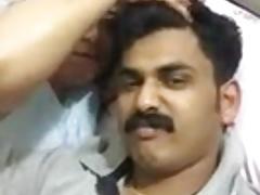 Cheater Kerala Guy enjoying with a chubby Filipino